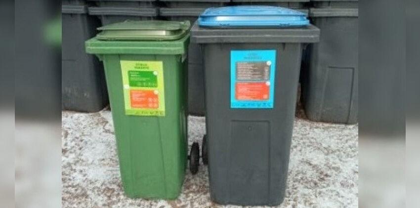 Pakuočių atliekų surinkimo iš individualių valdų konteinerių grafikas 2021 m.