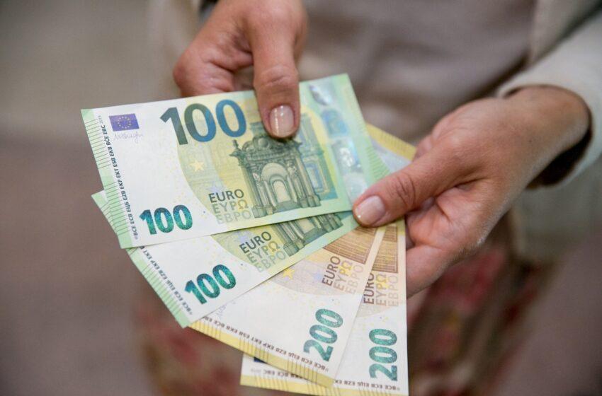 Nuo sausio minimali alga didės iki 730 eurų