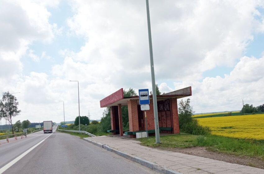 Truskavoje panaikinus viešuosius tualetus skuba į miškelį ir kapinių prieigas